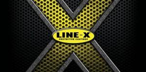 Line-X Graphic X